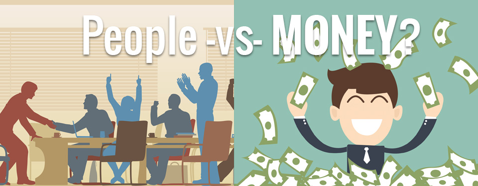 JN Design Studio Blog People versus Money